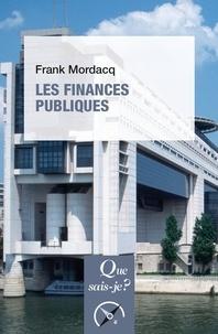 Frank Mordacq - Les finances publiques.