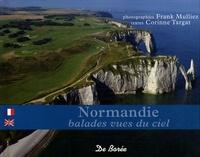 Normandie - Balades vues du ciel, édition bilingue français-anglais.pdf