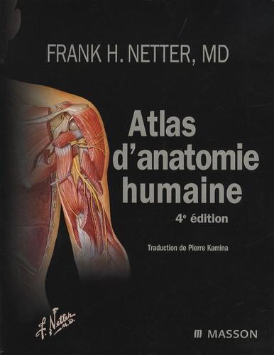 Frank Netter - Atlas d'anatomie humaine.