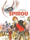 Frank Pé et  Zidrou - Le Spirou de... Tome 10 : La lumière de Bornéo.