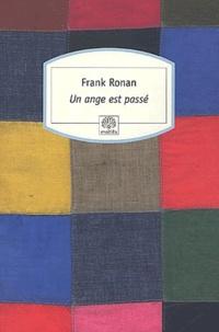 Frank Ronan - .