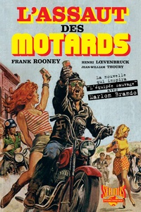 Frank Rooney - L'assaut des motards.