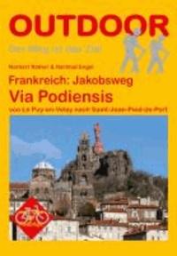 Frankreich: Jakobsweg Via Podiensis - von Le Puy-en-Velay nach Saint-Jean-Pied-de-Port.