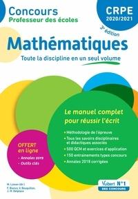 Franky Bianco et Valérie Bouquillon-Sadaune - Concours Professeur des écoles - CRPE - Mathématiques - Le manuel complet pour réussir l'écrit - CRPE Admissibilité 2020.
