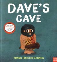 Frann Preston-Gannon - Dave's Cave.