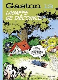 Franquin - Gaston (Edition 2018) - tome 13 - Lagaffe se décoince (Edition 2018).