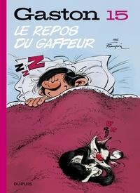 Franquin - Gaston (Edition 2018) - tome 15 - Le repos du gaffeur (Edition 2018).