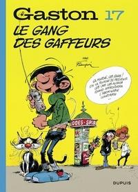 Franquin - Gaston (Edition 2018) - tome 17 - Le gang des gaffeurs (Edition 2018).