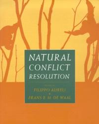 Frans De Waal et Filippo Aureli - .