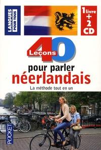 Frans Van Passel - 40 Leçons pour parler néerlandais. 2 CD audio