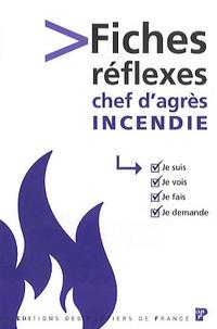Fransel - Fiches-réflexes chef d'agrès incendie.