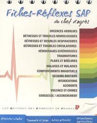 Fransel - Fiches-Réflexes SAP du chef d'agrès.