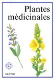 Frantisek Stary - Plantes médicinales.
