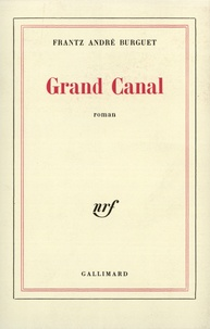 Frantz-André Burguet - .