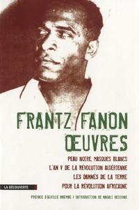 Frantz Fanon - Oeuvres.