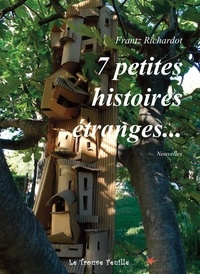 Histoiresdenlire.be 7 histoires étranges Image