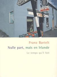 Franz Bartelt - .