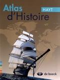 Franz Hayt et Christian Patart - Atlas d'Histoire.