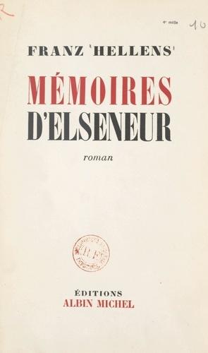 Mémoires d'Elseneur
