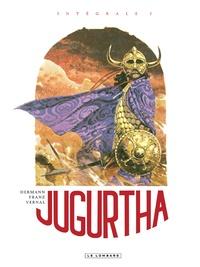 Franz et  Hermann - Jugurtha Intégrale Tome 1 : Le lionceau des sables ; Le casque celtibère ; La nuit des scorpions ; L'île de la résurrection.
