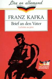 Franz Kafka - Brief an der Vater.