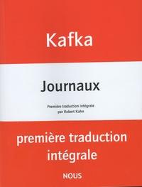 Franz Kafka - Journaux.