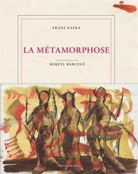 Franz Kafka et Miquel Barcelo - La métamorphose.