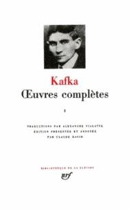 Oeuvres complètes / Kafka Tome 3- Journaux ; Lettres à sa famille et à ses amis - Franz Kafka | Showmesound.org