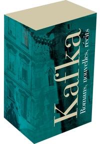 Franz Kafka - Oeuvres complètes - Tome 1 et 2.