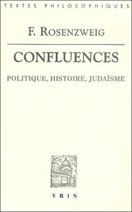 Franz Rosenzweig - Confluences - Politique, Histoire, Judaïsme.