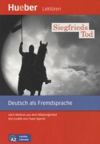 Franz Specht - Siegfrieds Tod.