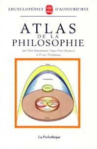 Atlas de la philosophie - Franz Wiedmann |
