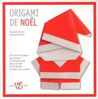 Origami de Noël- Avec 132 feuilles - Franziska Paniz | Showmesound.org
