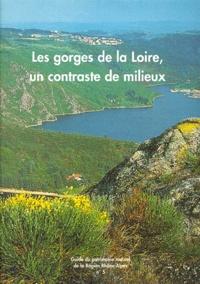 FRAPNA loire et  SRPN Rhône-Alpes - Les gorges de la Loire, un contraste de milieux.