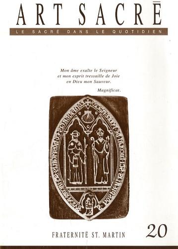 Gérard Gascuel - Art sacré N° 20 : .