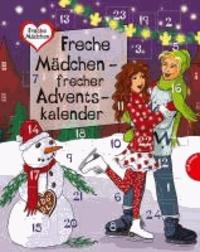 Freche Mädchen - frecher Adventskalender.