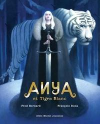 Fred Bernard - Anya et tigre blanc.