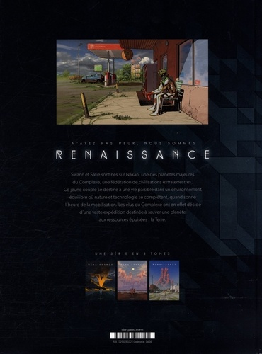 Renaissance Tome 1 Les déracinés