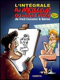 Fred Coconut - L'intégrale du meilleur du moins pire.