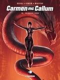 Fred Duval et  Emem - Carmen McCallum Tome 16 : Crimson Code.