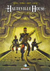 Fred Duval et Thierry Gioux - Hauteville House Tome 1 : Zelda.
