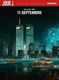 Fred Duval et Jean-Pierre Pécau - Jour J 9/11 - Édition spéciale.