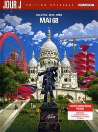 Fred Duval et Jean-Pierre Pécau - Jour J  : Mai 68 - Edition Spéciale.