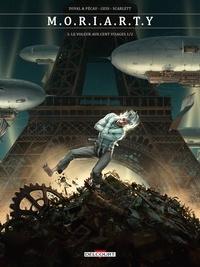 Fred Duval et Jean-Pierre Pécau - Moriarty T03 - Le Voleur aux cent visages.
