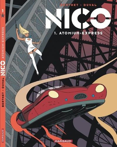 Nico Tome 1 Atomium-express