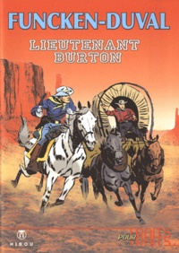 Fred Funcken et Liliane Funcken - Lieutenant Burton.