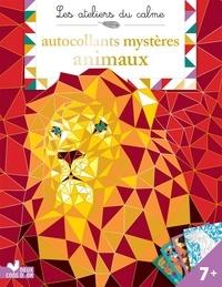Fred Kucia - Autocollants mystères animaux.