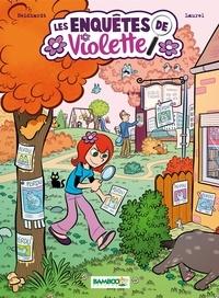 Les enquêtes de Violette Tome 1 - Fred Neidhardt | Showmesound.org