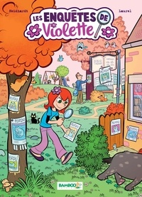 Fred Neidhardt et  Laurel - Les enquêtes de Violette Tome 1 : .