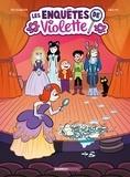 Fred Neidhart et  Laurel - Les enquêtes de Violette Tome 3 : .